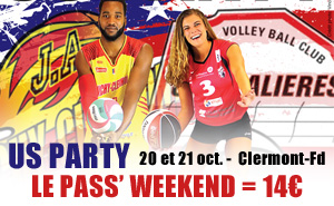 US Party - Basket-Volley
