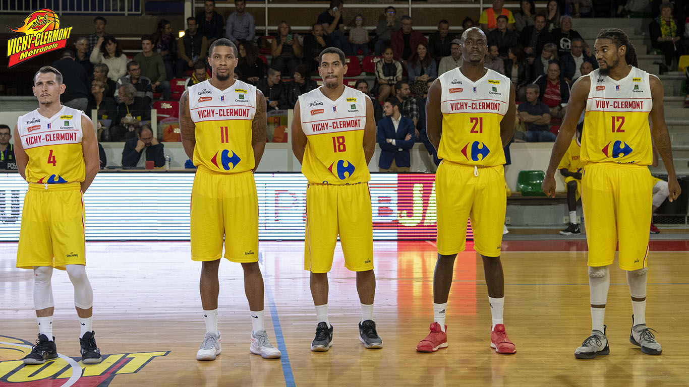 Leaders Cup Pro B J5 Vichy-Clermont vs Blois